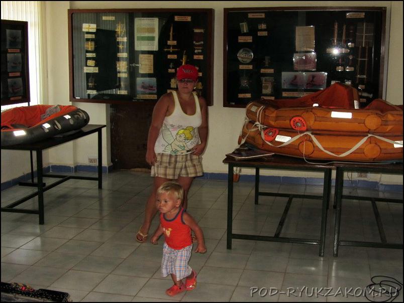 Музей авиации военно-морских сил Индии в Гоа