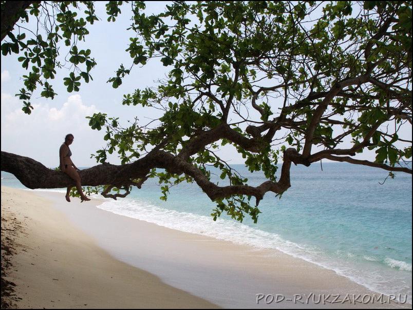 Пляж №7 на острове Хавлок