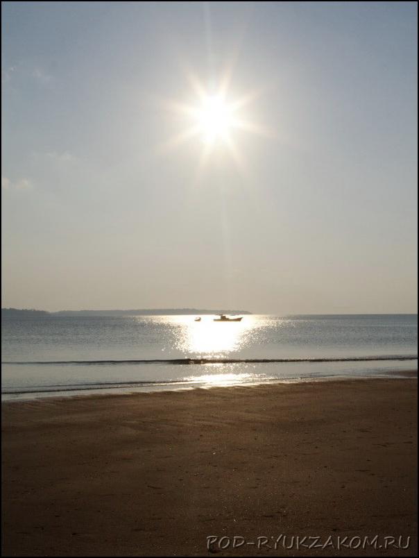 Пляж Вандур