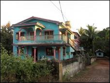 Наш домик в Гоа. Сезон 2012-2013
