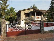 Аренда дома в Гоа