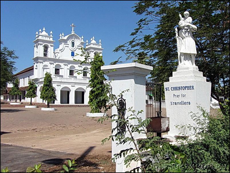 Церковь Св. Христофера