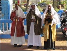 Праздник трех волхвов в Гоа