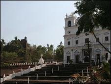 Церковь Трех Волхвов в Гоа