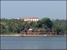 Форт Рейс-Магос в Гоа