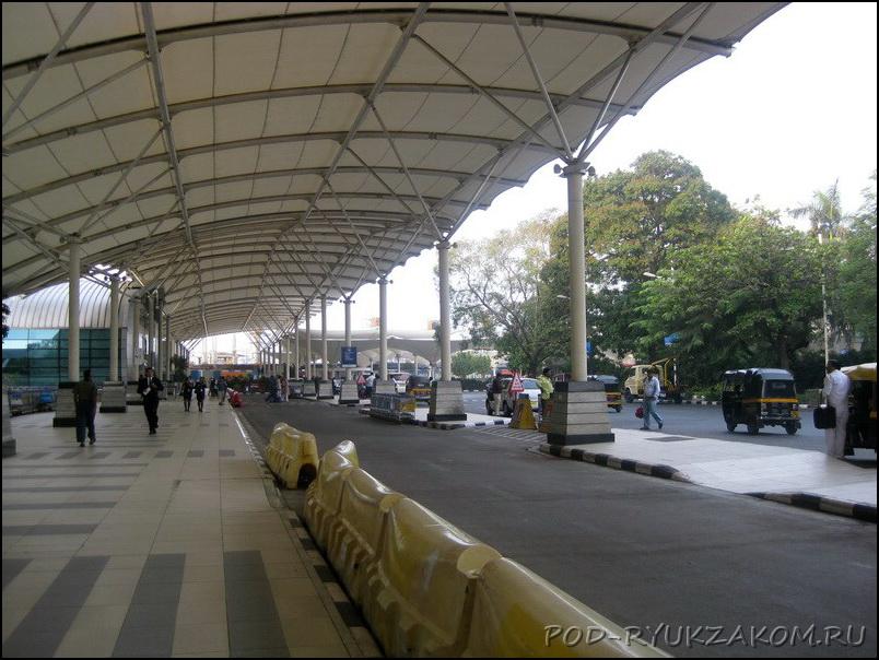 Аэропорт Мумбая