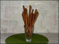 Палочки корицы — вкуснейший букет из Индии