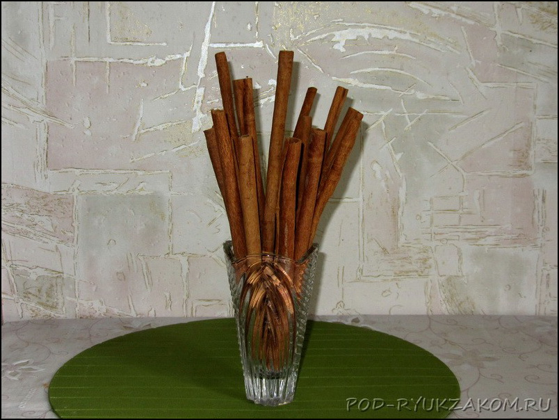 Цейлонские коричные палочки