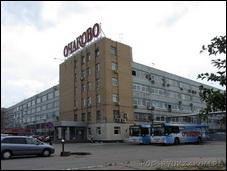 Экскурсия на пивоваренный завод Очаково