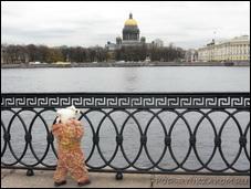 Питерские каникулы в ноябре 2011 года