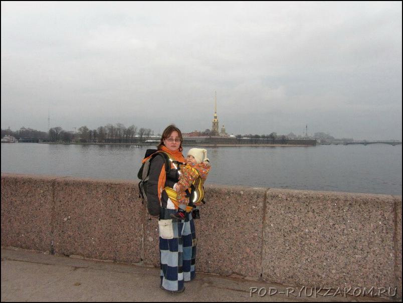 Прогулки по Питеру в ноябре 2011 года