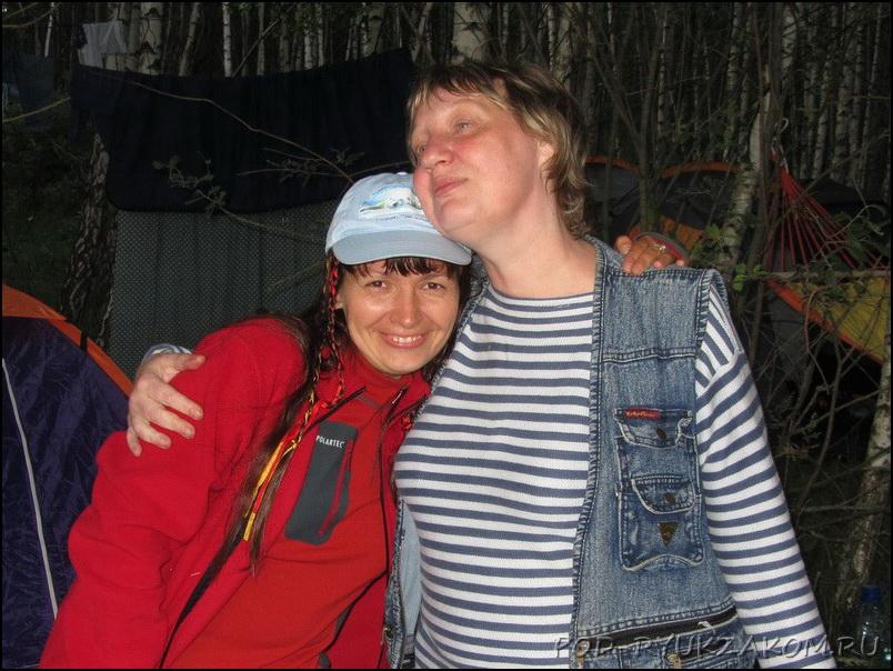 Маргошка и Нинка Вотинцева