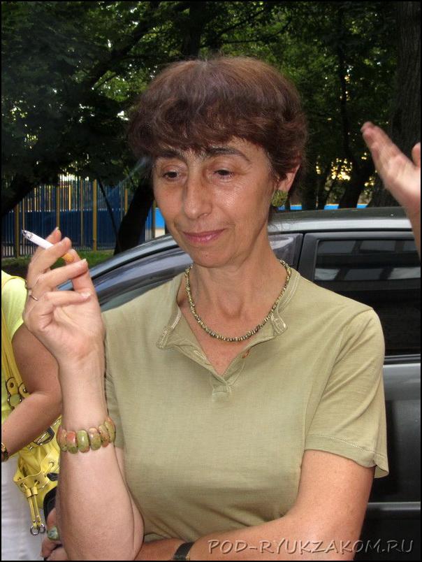 Оля Блинкина